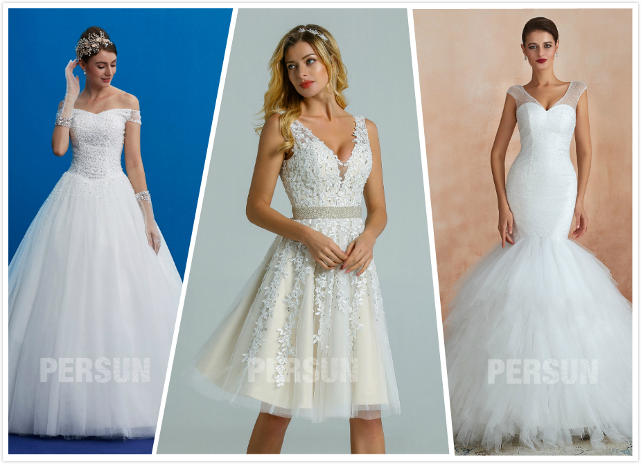robe de mariée 2020